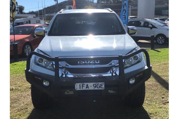 2015 Isuzu Ute MU-X MY15 LS-T Wagon Image 4