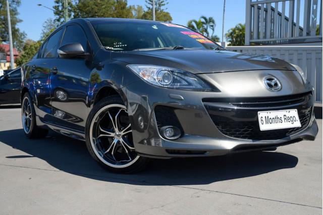 2012 Mazda 3 BL Series 2 SP25 Sedan