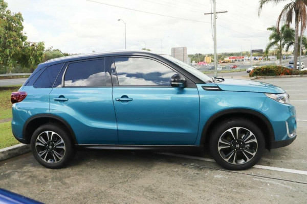 2020 Suzuki Vitara LY Series II Turbo Suv Image 4
