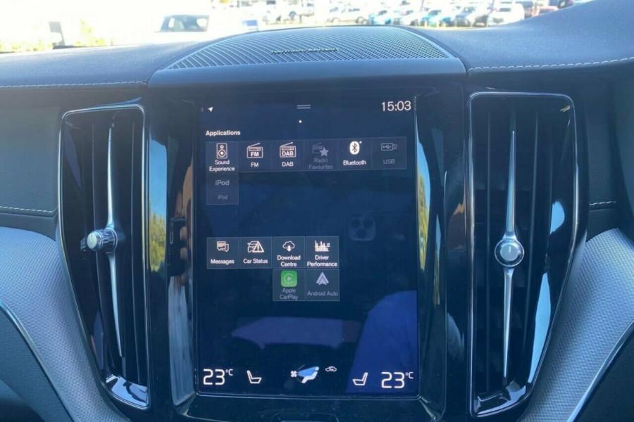 2020 MY21 Volvo XC60 UZ T6 R-Design Suv Image 18