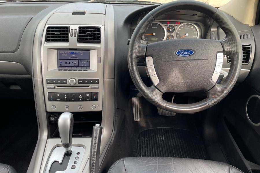 2009 Ford Territory SY MKII Ghia Wagon Image 12