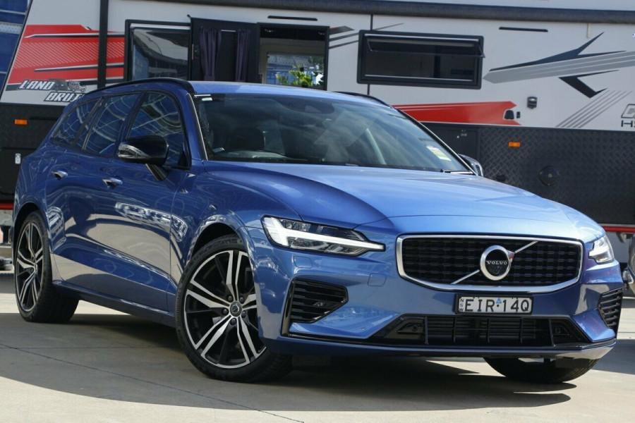 2019 MY20 Volvo V60 F-Series T8 R-Design Wagon Image 1