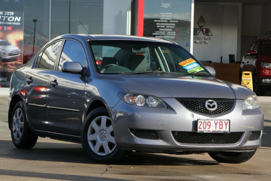 2005 Mazda 3 BK10F1 Neo Sedan