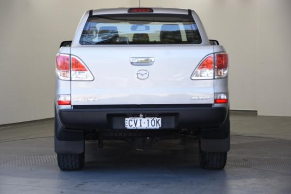 2014 Mazda BT-50 UP0YF1 GT Dual cab Image 4