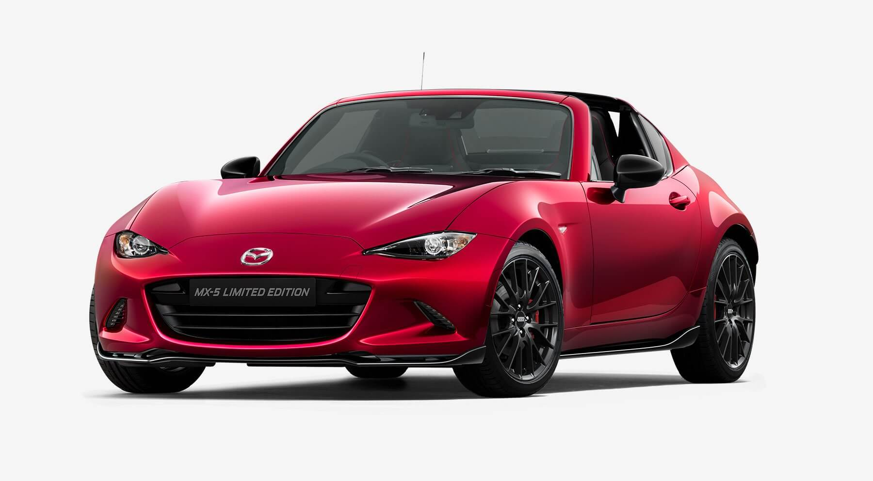 2018 MAZDA MX-5 RF | LIMITED EDITION