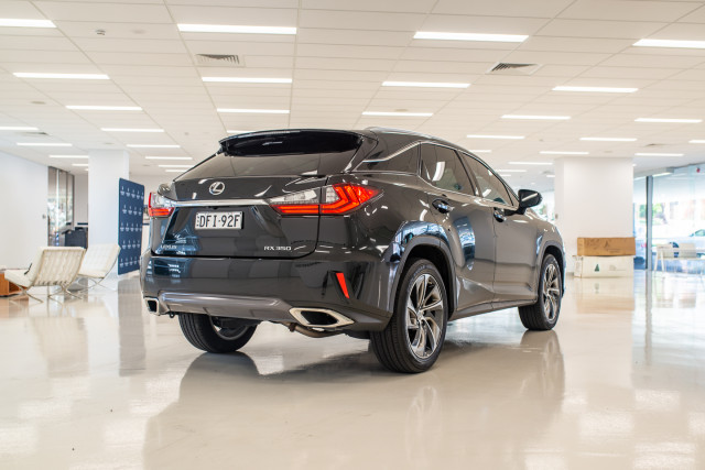 2016 Lexus Rx GGL25R 350 Sports Lux Suv Image 4