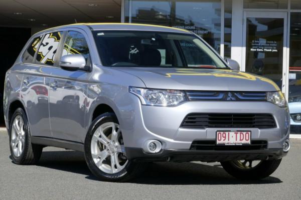 Mitsubishi Outlander Aspire 4WD ZJ MY13
