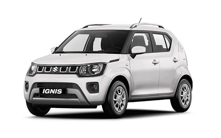 2021 MY20 Suzuki Ignis MF Series II GL Hatchback