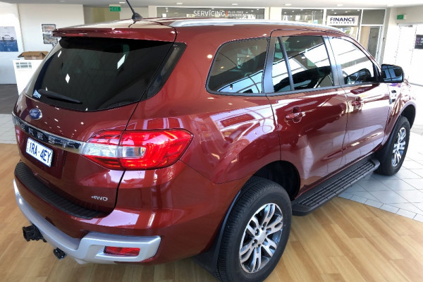 2019 MY19.75 Ford Everest UAII Trend 4WD Suv Image 3