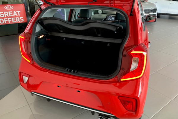 2019 Kia Picanto JA GT Hatch Image 4