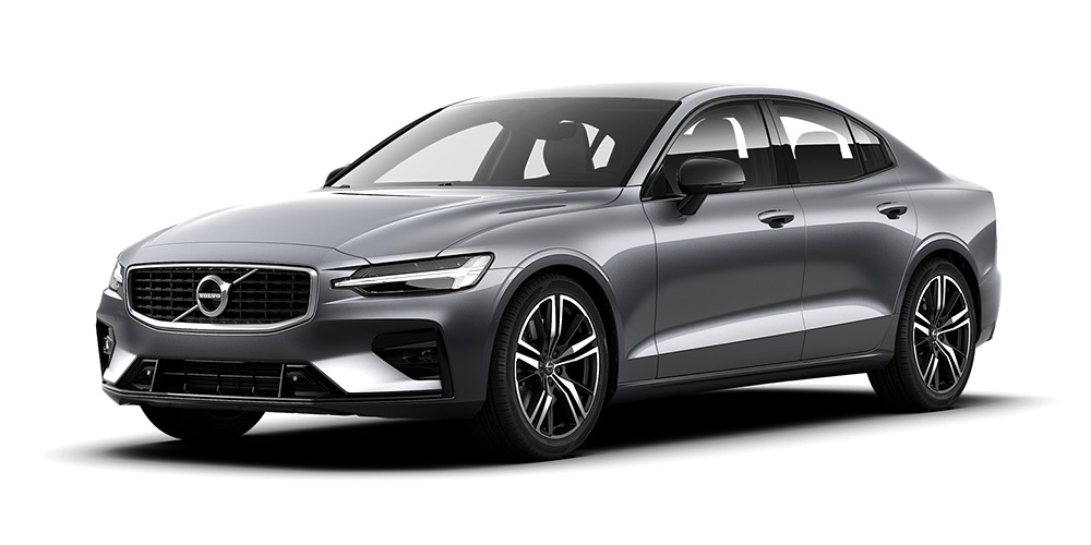 2019 MY20 Volvo S60 Z Series T8 R-Design Sedan