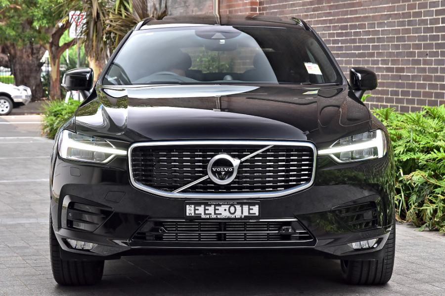 2020 Volvo XC60 UZ T6 R-Design Suv Mobile Image 6