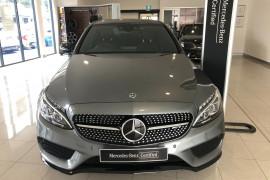 2018 MY08 Mercedes-Benz C-class W205 808MY C43 AMG Sedan