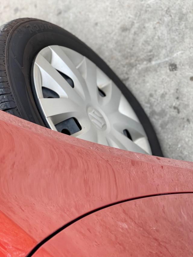 2012 Suzuki Swift FZ GL Hatchback Image 3