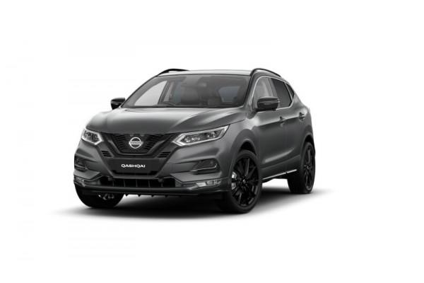 2021 MY0  Nissan QASHQAI J11 Series 3 Midnight Edition Suv Image 2