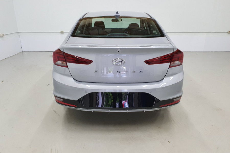 2019 Hyundai Elantra AD.2 Active Sedan Image 7