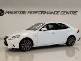 Lexus Is Sport GSE30R 250 F