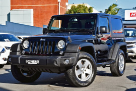 Jeep Wrangler Sport JK MY17