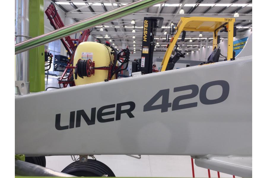 2021 CLAAS LI 420 ROTARY RAKE Hay rake