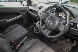 2009 Mazda 2 DE Series 1 Neo Hatchback