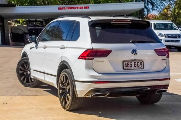 2018 Volkswagen Tiguan 5N MY19 Wolfsburg Edition Suv Image 4