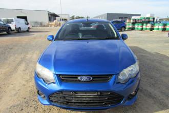 2012 Ford Falcon FG MKII XR6 Utility Image 2