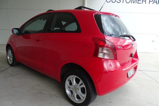 2007 Toyota Yaris YR