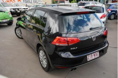 2013 Volkswagen Golf 7 90TSI Hatchback Image 3