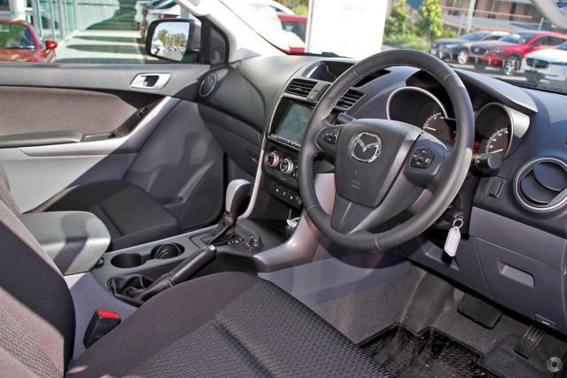2019 Mazda BT-50 UR 4x4 3.2L Freestyle Cab Pickup XTR Utility Image 5