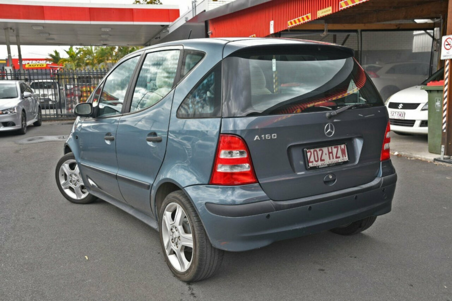 2004 MY03.5 Mercedes-Benz A-Class W168 MY03.5 A160 Picadilly Classic Hatchback