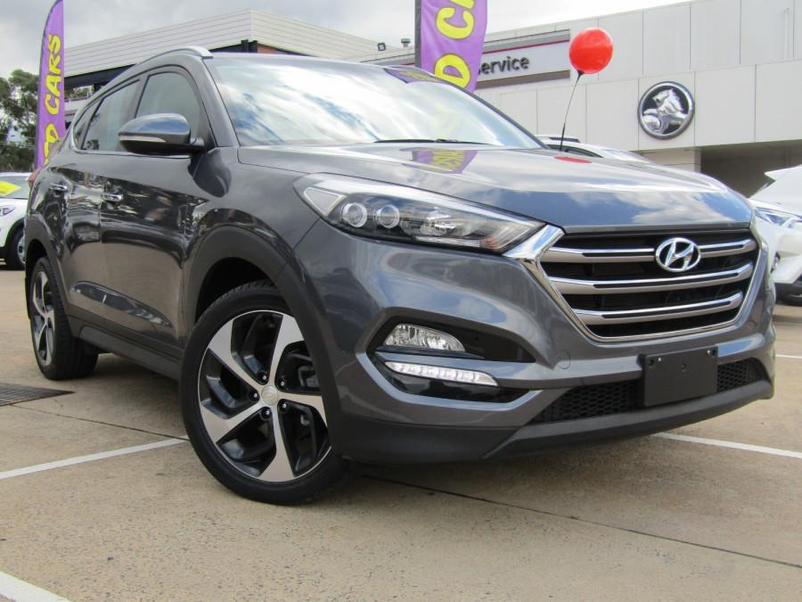 2016 MY17 Hyundai Tucson TL Elite Suv Image 1
