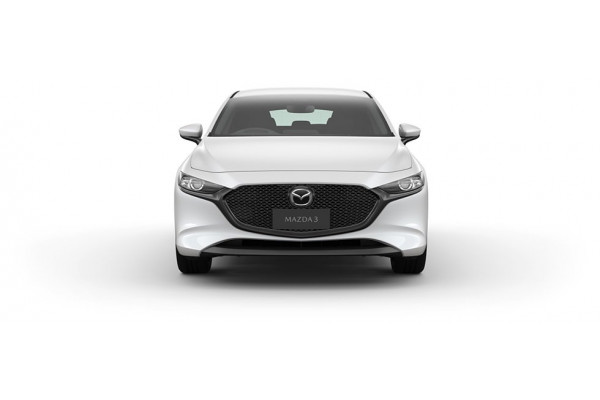 2020 MY21 Mazda 3 BP G20 Pure Hatchback Image 4