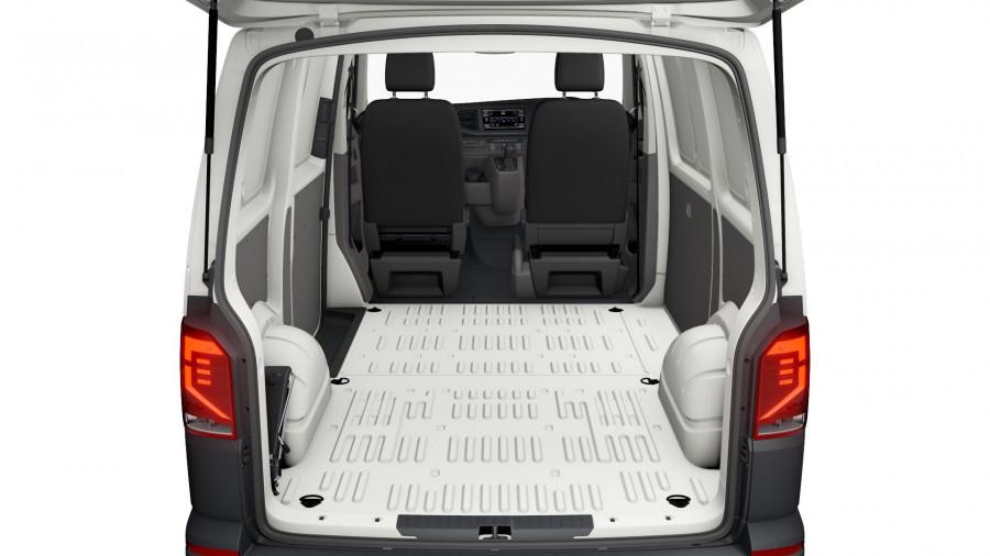 2021 Volkswagen Transporter T6.1 SWB Van Van Image 4