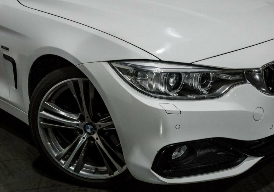 2014 BMW 428i F32 Luxury Line Coupe