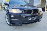 2013 BMW X3 F25 MY0413 XDRIVE20D Suv