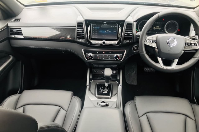 2020 SsangYong Musso Ultimate 9 of 16