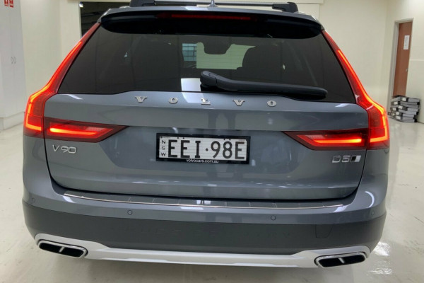 2019 MY20 Volvo V90 236 MY20 D5 Cross Country Inscription Wagon Image 5