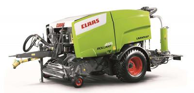 New CLAAS ROLLANT 455-454 UNIWRAP