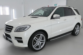 2014 Mercedes-Benz Ml400 W166 ML400 Wagon Image 3