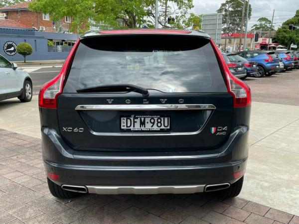 2016 Volvo XC60 DZ MY16 D4 Geartronic AWD Luxury Suv Image 5