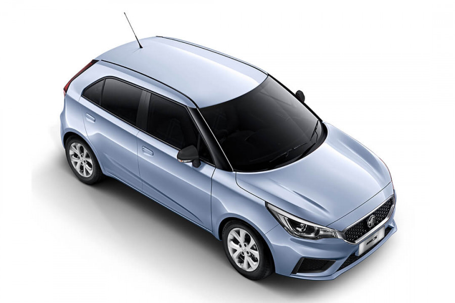 2021 MG MG3 SZP1 Core with Nav Hatch Image 2