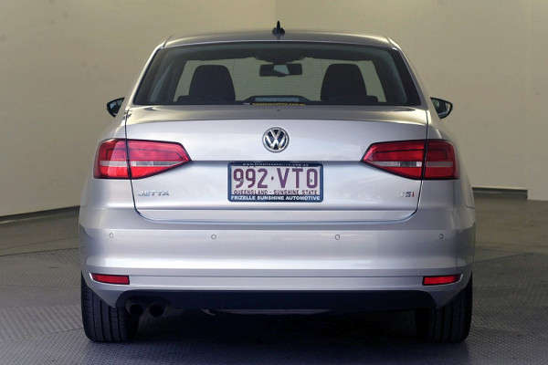 2014 Volkswagen Jetta 1B 118TSI Sedan Image 4
