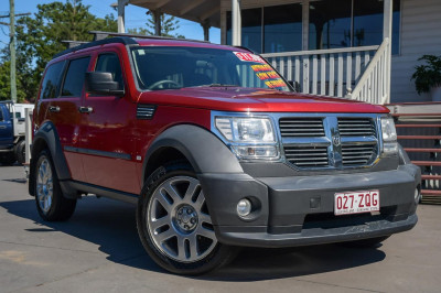 2009 Dodge Nitro KA MY08 SX Wagon