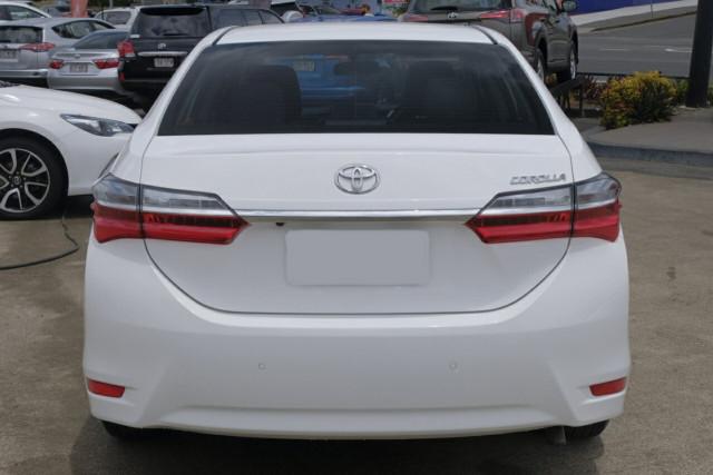 2017 Toyota Corolla ZRE172R Ascent S-CVT Sedan