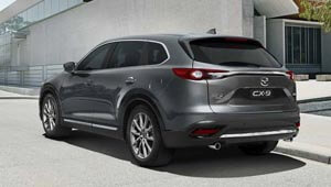 CX-9 Protects your most precious cargo