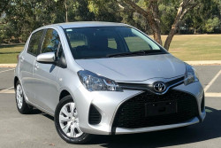 Toyota Yaris Ascent NCP130R MY15