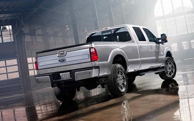 F-Truck 250 XL Safety