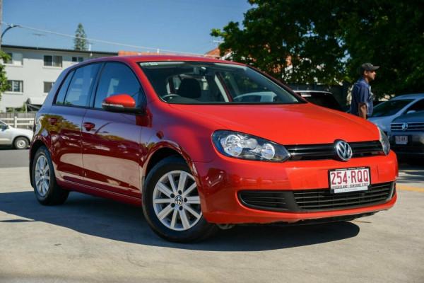 2011 Volkswagen Golf VI MY11 90TSI Trendline Hatchback