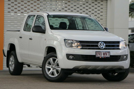 Volkswagen Amarok TDI420 4MOTION Perm Core 2H MY16