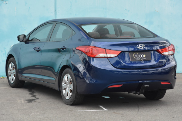 2012 Hyundai Elantra MD Active Sedan Image 3